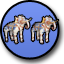 Kakiemon Elephants