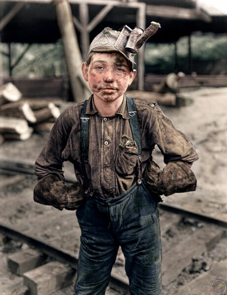 James Rosswell coal miner earns the people's servant medal
