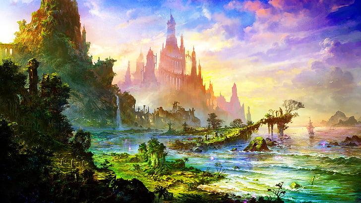 After Ragnarök: The Major Gods & Celestial Beings