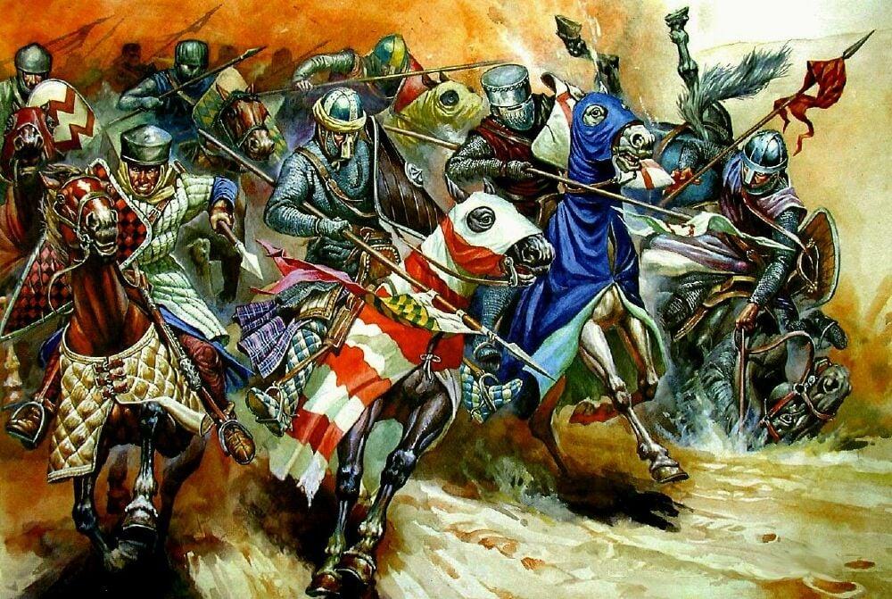 Cobbastani Military Declares Crusade on Chocolate Castle and The Legion