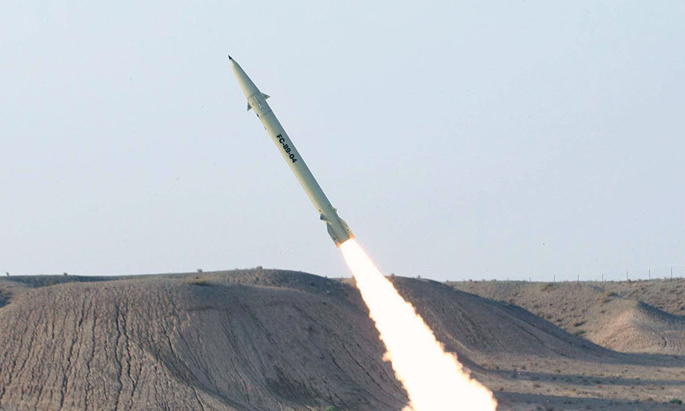 TSN launches missiles to Neo Falhro's Colonies