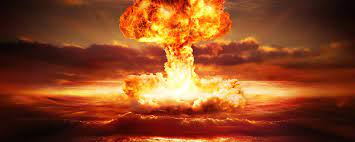 Nuclear Weapon detonated at the city of Марксград