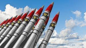 Kangerson makes missiles