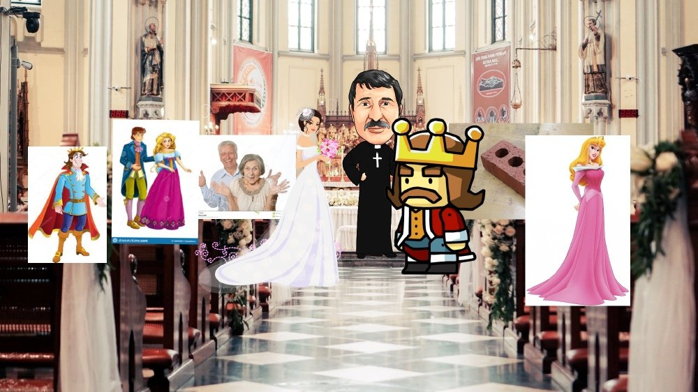Royal Wedding of King August and Joey Ramos