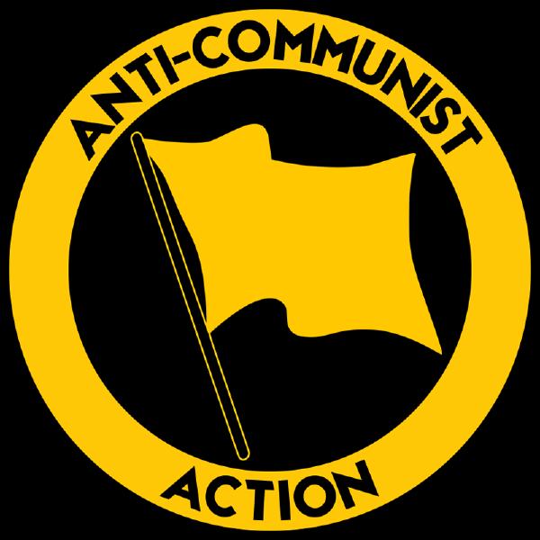 Anti-Communist Action Declaration of Existence