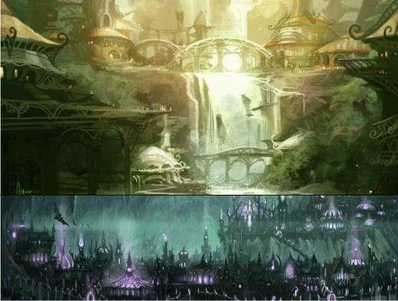 After Ragnarok: The Elves