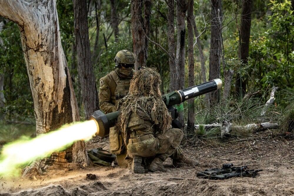 ANZAC forces prepare for Bandar counter attack