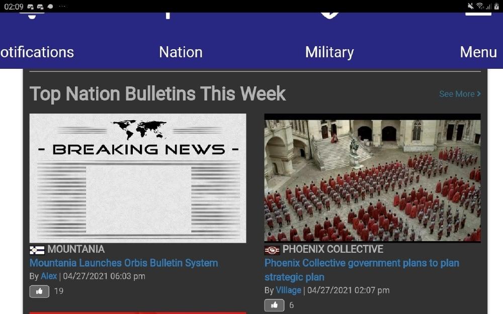 World News replacing forums ???